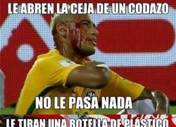 Enlace a Incomprensible lo de Neymar...