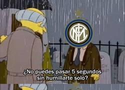 Enlace a Pobre Inter, cada partido va a peor