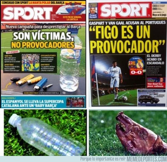 919790 - La doble moral de Sport con estas dos portadas