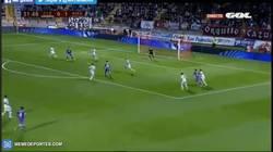 Enlace a GIF: El gol de Asensio que amplía distancias en el marcador