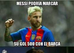 Enlace a Messi y la maldición de los goles centenarios