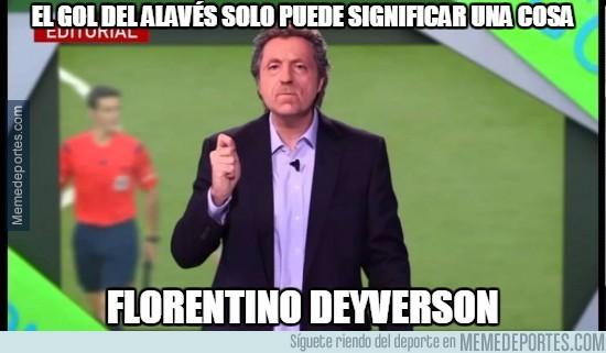 920486 - El gol del Alavés al Real Madrid