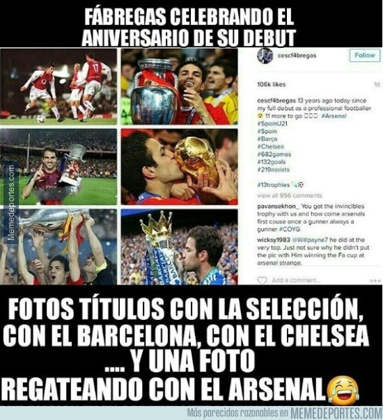 920603 - Pobre Arsenal...