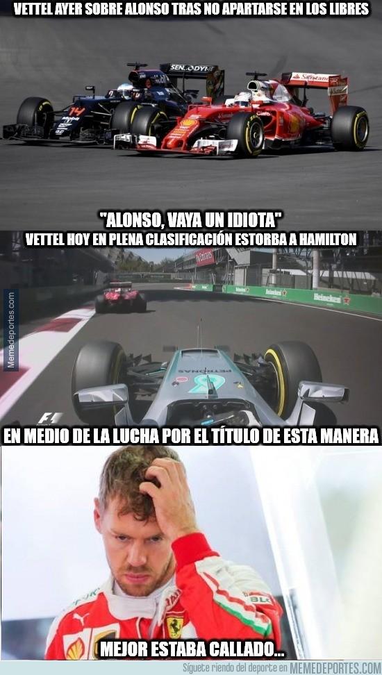 920756 - Vettel liándola una vez más