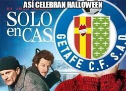 Enlace a Así celebran Halloween en Getafe