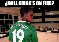 Enlace a ¿Will Grigg's On Fire?