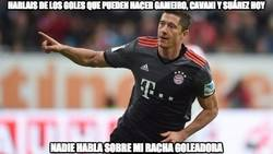Enlace a Lewandowski está on fire