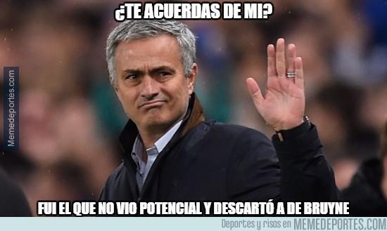 921417 - Mourinho el ojeador...