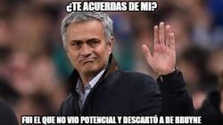 Enlace a Mourinho el ojeador...