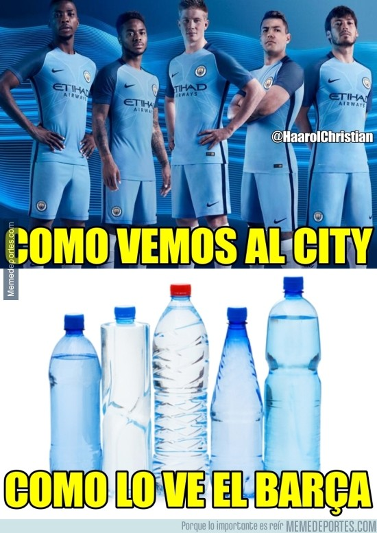 921475 - Así vio el Barça al City