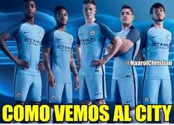 Enlace a Así vio el Barça al City