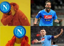 Enlace a Los del Napoli lo tienen bien claro este año