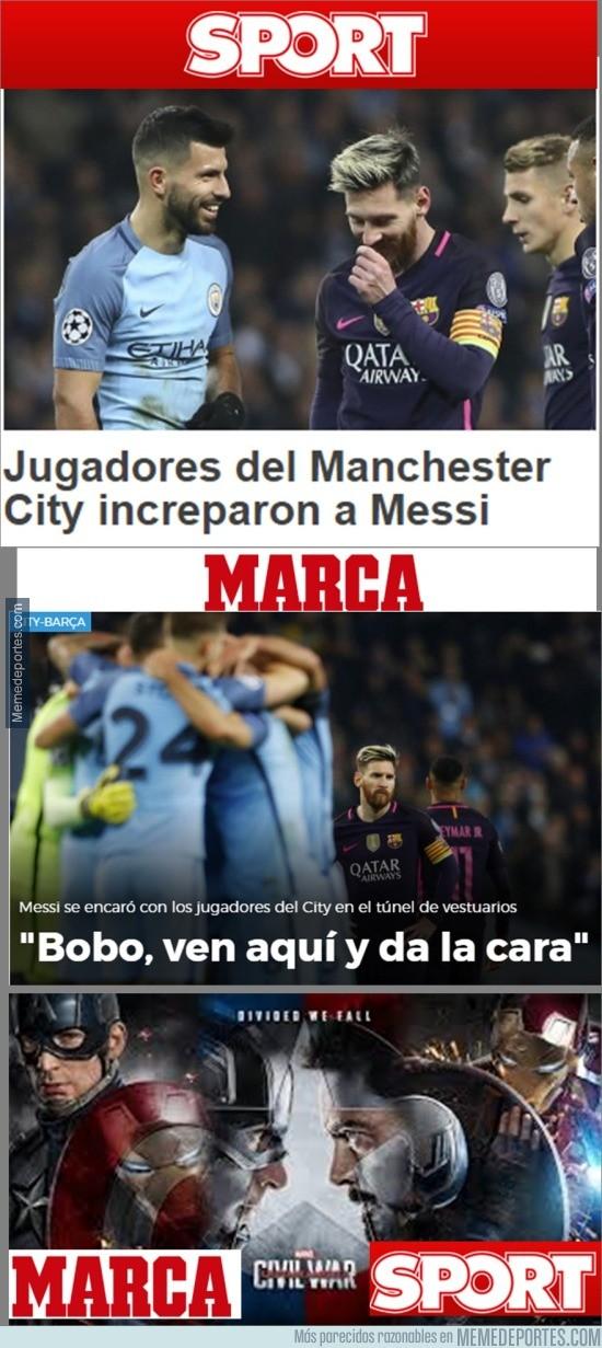 921576 - Periodismo de Altura. Marca y Sport peleando por la Imprenta de Oro