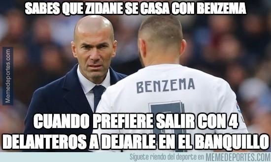 921641 - Es un fijo para Zidane