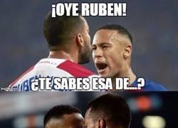 Enlace a Días después sale a la luz la amistosa conversación entre Vezo y Neymar