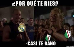 Enlace a El Legia tras el partido contra el Real Madrid