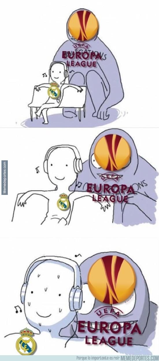921794 - Con este empate, este nivel de juego y las próximas jornadas el Madrid tiene claro su destino