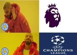 Enlace a Leicester y sus partidos en Cham... ¡BASTA!