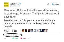 Enlace a La profecía lanzada por un usuario de Twitter da mucho miedo