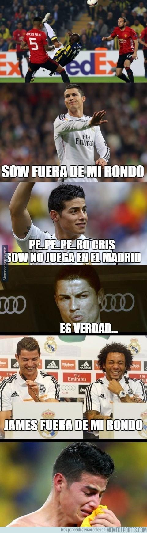 922158 - Ronaldo no está contento
