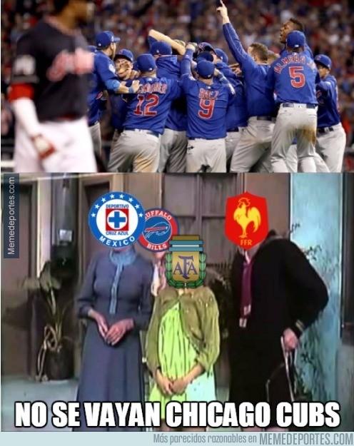 922187 - Ahora que los Cubs abandonaron el Club de Subcampeones... :(
