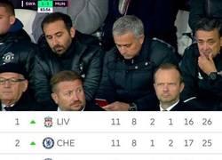 Enlace a Mourinho sigue sin encontrar a su equipo