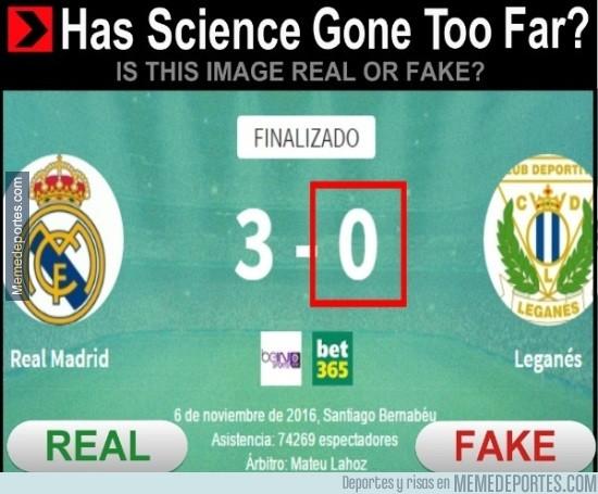 922712 - ¡El Madrid no ha recibido ningún gol!