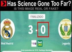 Enlace a ¡El Madrid no ha recibido ningún gol!