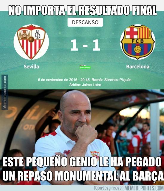 922763 - 45 minutos para la historia del Sevilla