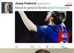 Enlace a El inquietante cambio de tweet de Pedrerol tras una mano negra