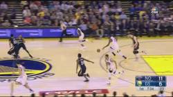 Enlace a Los 13 triples de Stephen Curry