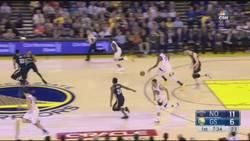 Enlace a Los 13 triples de Stephen Curry