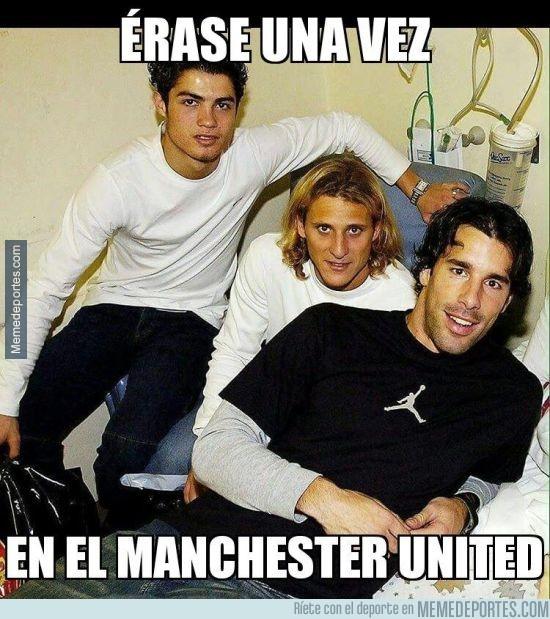 923232 - Érase una vez en el Manchester United