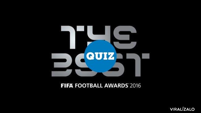 923414 - ENCUESTA: Premios FIFA