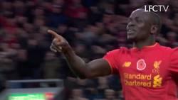 Enlace a El detalle que nadie vio en este gol de Sadio para el Liverpool