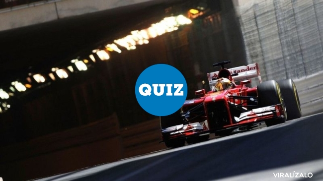 923519 - QUIZ: ¿Cómo eres de fan de la F1?