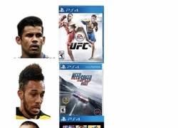 Enlace a Los videojuegos preferidos de cada futbolista