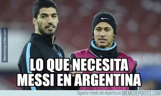 923636 - Lo que necesita Messi en Argentina