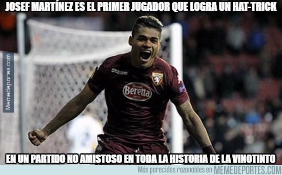 923648 - Josef Martínez ha hecho historia