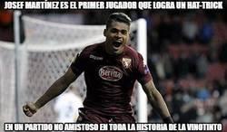 Enlace a Josef Martínez ha hecho historia