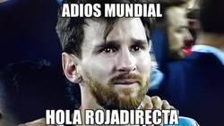 Enlace a Argentina preparándose para ver el Mundial