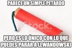 Enlace a La única forma de parar a Lewandowski