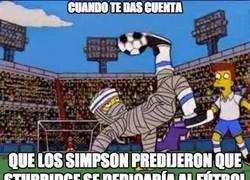 Enlace a Los Simpson empiezan a dar mucho miedo