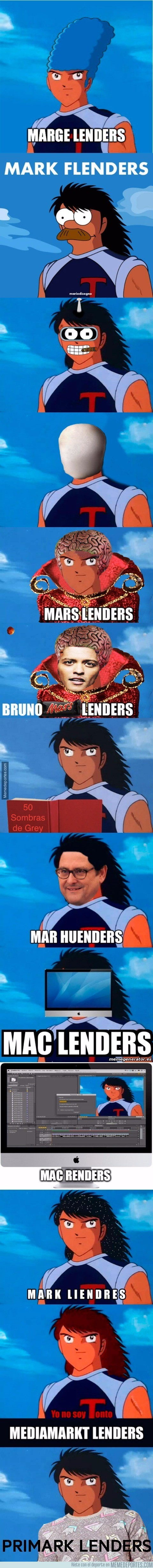 924492 - La recopilación más épica de memes de Mark Lenders