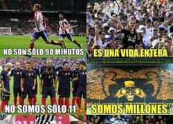 Enlace a No es solo un deporte, es simplemente Fútbol