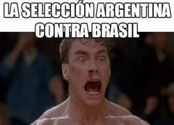 Enlace a Ahh... pero contra Colombia