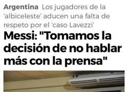 Enlace a Así es el periodismo de calidad de Argentina y el porqué Lavezzi va a denunciar