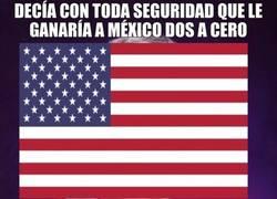 Enlace a Nada le sale a Estados Unidos