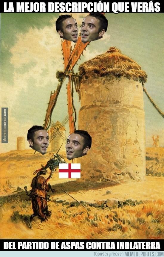 925145 - Aspas vs Inglaterra