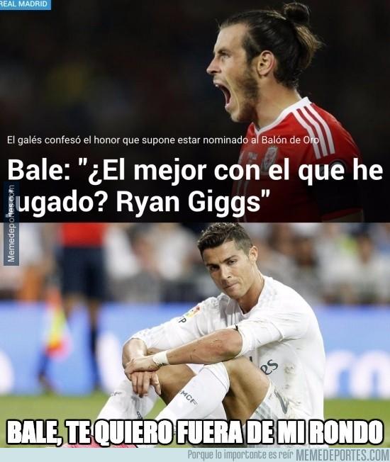 925358 - Las declaraciones de Bale traerán cola